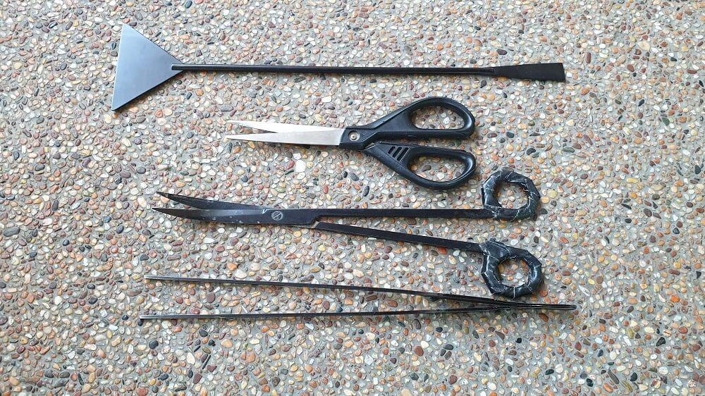 My Aquascaping Tools