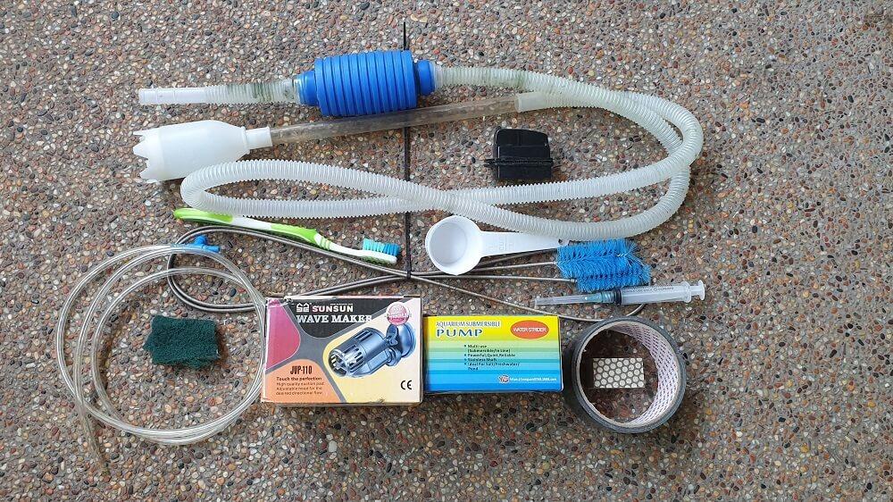 Other Essential Tools Planted Aquarium