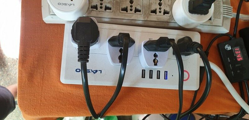 Started to Employ Automation to my Equipments (Lighting, Filters, Submersible Pumps, and CO2 Injection) Using Smart Plugs and Extensions
