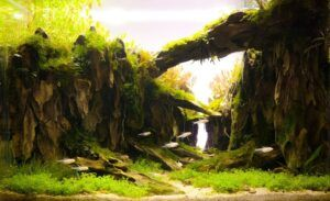 Hardscape Diorama Style Aquascaped by Matthew Manes Philippines Two