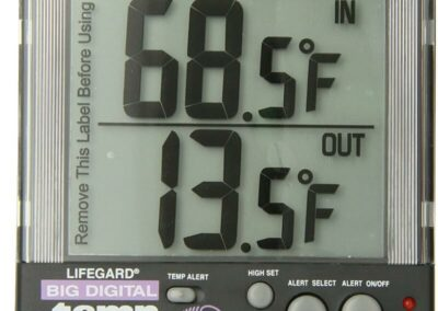 Lifegard Thermometer