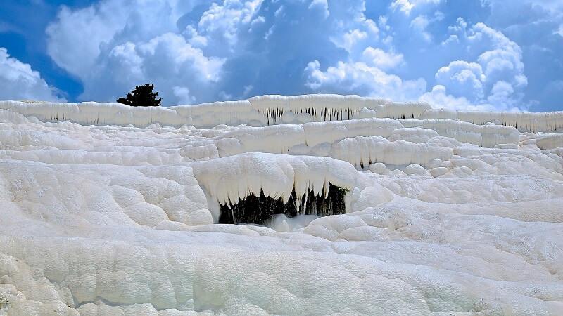 Limestone Terraces