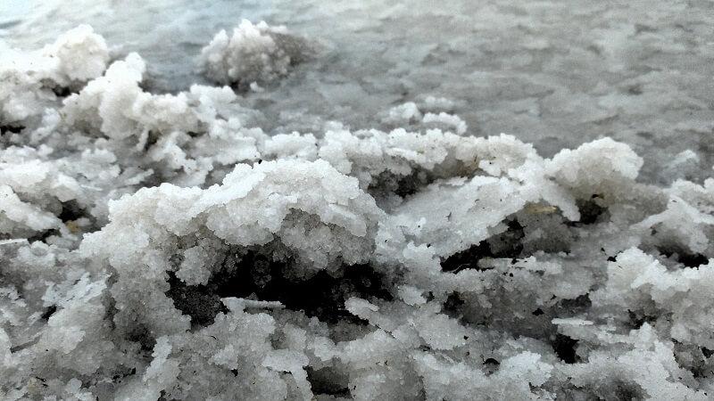 Salt and Magnesium Deposits