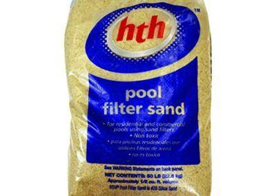 Pool Filtration Sand