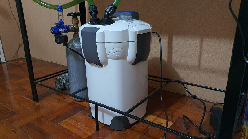 Canister Filter by Jose Santos Dacuycoy Philippines