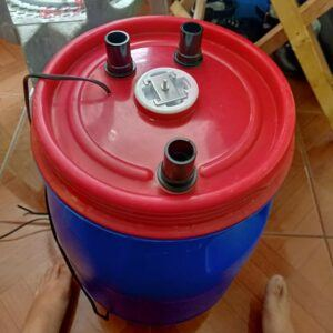 DIY Canister Filter by Cheal Santos Philippines