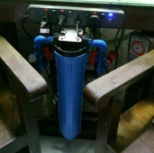 DIY Canister Filter by Ronray Cabalit Abrea Philippines