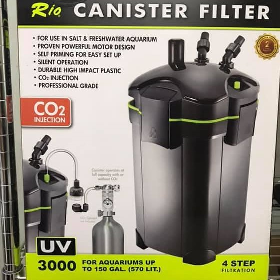 Rio Canister Filter